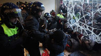 Police launch probe into violent student protests