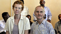 Paul and Rachel Chandlers' family issue a statement on their release in Somalia (Image: Getty)