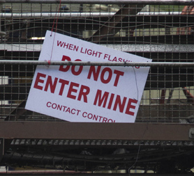 Rescue attempts at a New Zealand mine are still stalled due to the risk of explosion (Reuters).