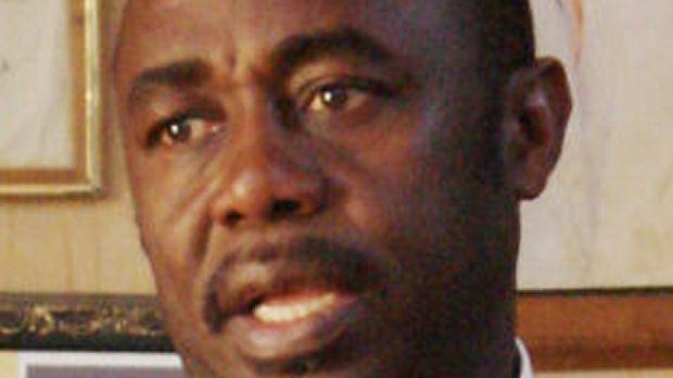 Rev Benjamin Kwashi, the Archbishop of Jos