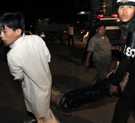 At least 339 people killed in Cambodia stampede (Reuters)