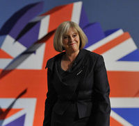 Home Secretary Theresa May has announced the immigration cap (Reuters).