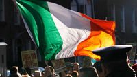 Euro slides amid Ireland austerity fears