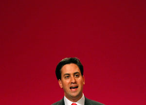 Labour leader Ed Miliband says he is a socialist (Reuters).