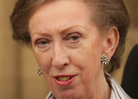 Margaret Beckett MP, who is heading up the No Campaign in the AV referendum next May (credit:Getty Images)