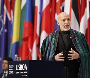 WikiLeaks: Afghanistan political tensions exposed