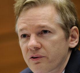 Wikileaks founder Julian Assange in an exclusive interview (Getty).