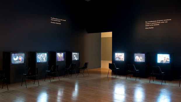 The Otolith Group at Turner Prize 2010, Tate Britain. Photo: Tate Photography