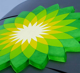 BP has reported losses after the Gulf of Mexico oil spill (Getty)