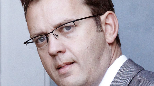 Andy Coulson, David Cameron's director of communications and former editor at the News of the World
