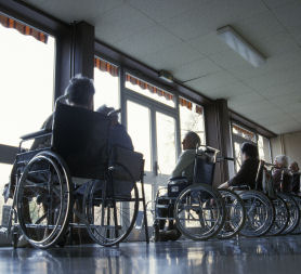 Care homes face funding cuts (Getty)