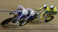 Former soldiers hope to emulate Paralympic cycling team's success in Beijing at London 2012 (Reuters).