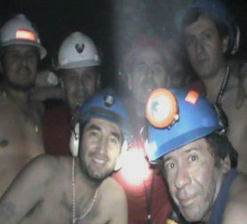 The Chile miners all survived their ordeal