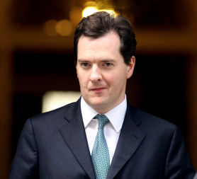 There are reports George Osborne's child benefit cuts may not be