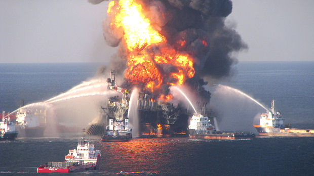 Flawed cement used on BP Gulf oil rig