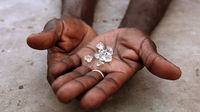 Blood diamond industry still grips Africa (Reuters)