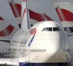 Airport tax will damage UK economy says British Airways boss