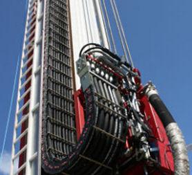 Gas rig