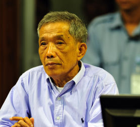 Jailed Cambodian prison chief