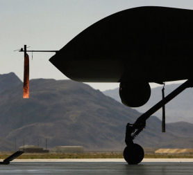 US Predator drone (Getty/Christian Science Monitor)