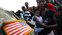 US diverts troops to aid Haiti earthquake relief (Image: Getty)