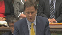 Clegg faces Commons on phone-hacking allegations