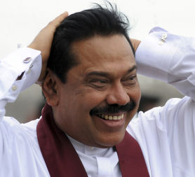 New powers for Sri Lanka president