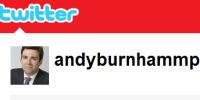Andy Burnham on Twitter.
