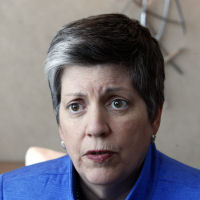 US Secretary of the Department of Homeland Security Janet Napolitano. (Reuters)