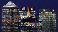 Economists focus on the economic output of Canary Wharf, but now questions are raised about the usefulness of GDP (Getty)
