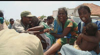 Terror on the faces of Tamils under fire in the 'no-fire zone'. A mass exodus preceded the final showdown, but many civilians could not leave.civilians could not leave.