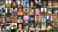 Afghanistan gallery British fatalities