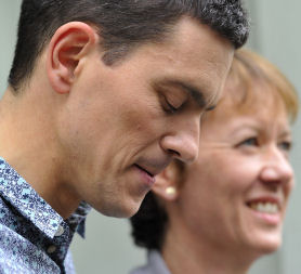 David Miliband future in the Labour party and echoes of Portillo (Reuters)