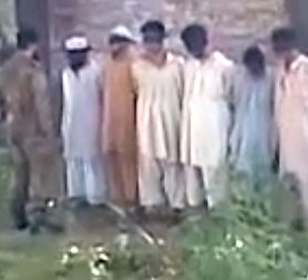 Pakistan execution video causes US tension