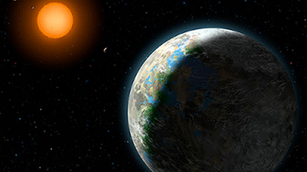 Potentially habitable new planet discovered - Channel 4 News
