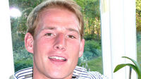 Lieutenant Mark Evison, 26, who was killed in Afghanistan