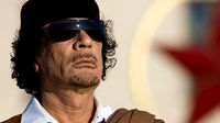 Libya war: strike against Gaddafi
