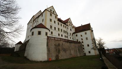 Hotels Near Colditz Castle