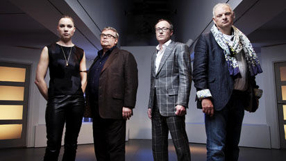 Four Rooms - Channel 4 - Info - Press