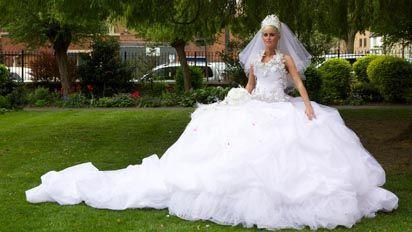 Image Result For My Big Fat Gypsy Wedding Dresses