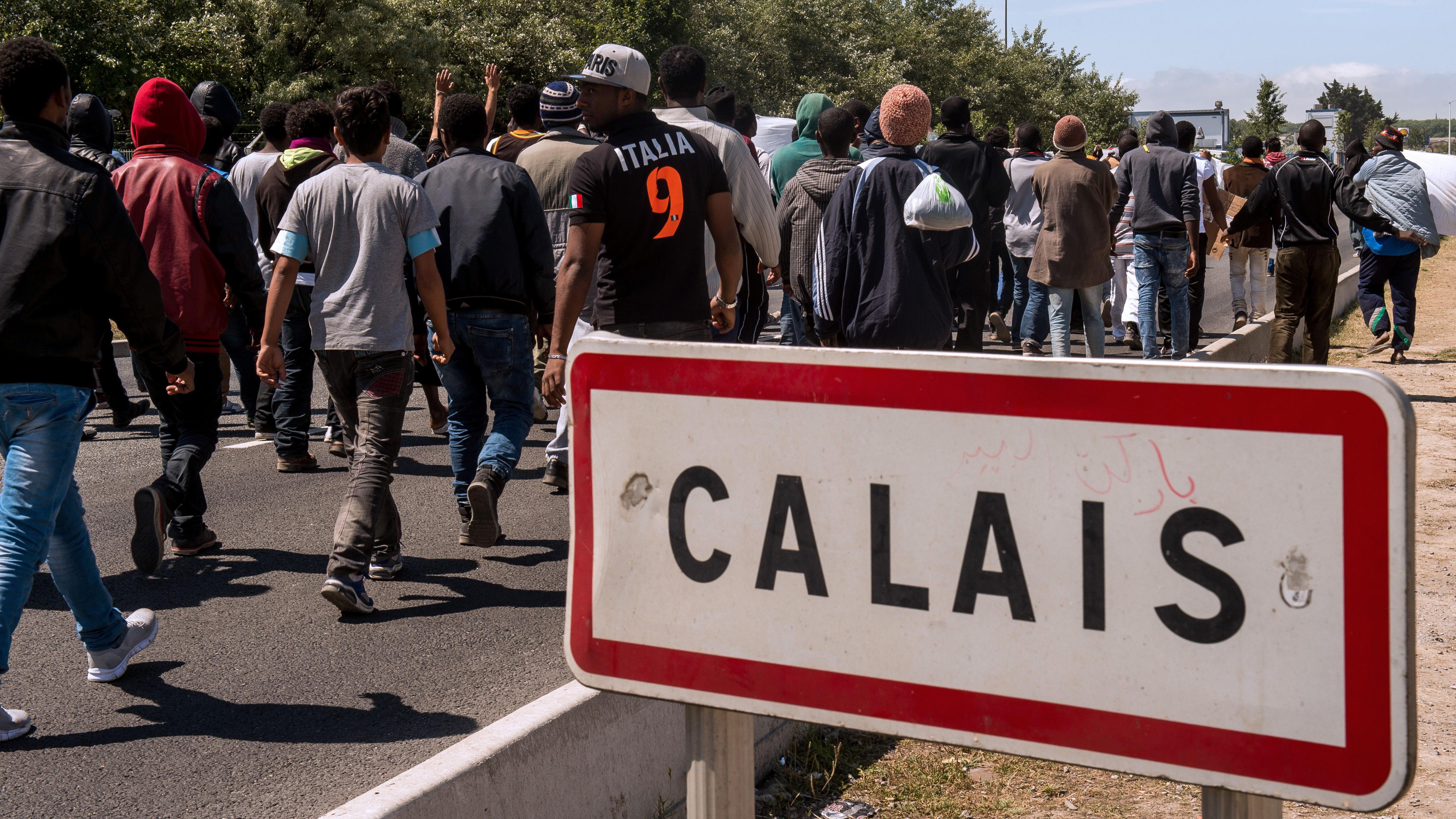 France: 'Jungle' population breaks 7000 despite evictions | Green