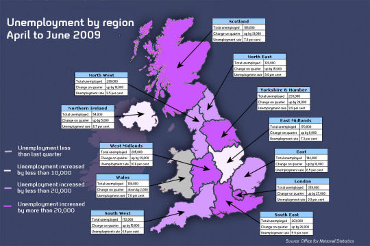 Map Of Uk Unemployment.Total Unemployment Leaps To 2 44 Million Channel 4 News
