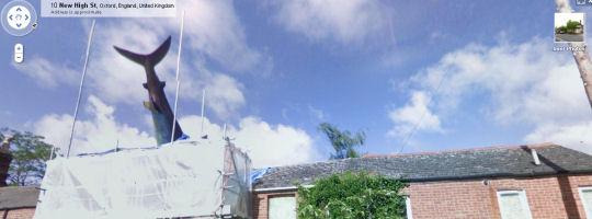 On camera: Google Street View's UK snapshot - Channel 4 News