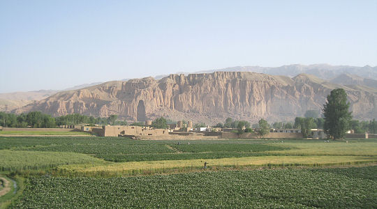 Bamiyan - credit: Philippa Collins