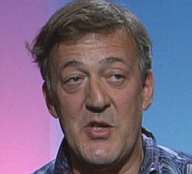 Stephen Fry on Channel 4 News