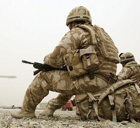 Afghan death toll equals Falklands - Channel 4 News