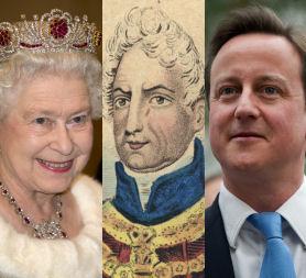 David Cameron ancestry
